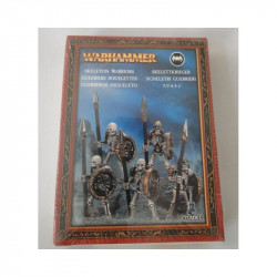 Warhammer- Skeleton Warriors