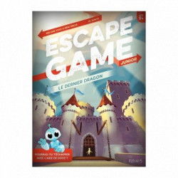 Escape Game Kids - Le Dernier Dragon