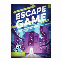 Escape Game Kids - Le Hacker Fou