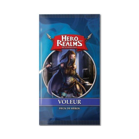 HERO REALMS deck de Hero VOLEUR