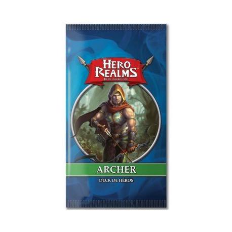 HERO REALMS deck de Hero ARCHER