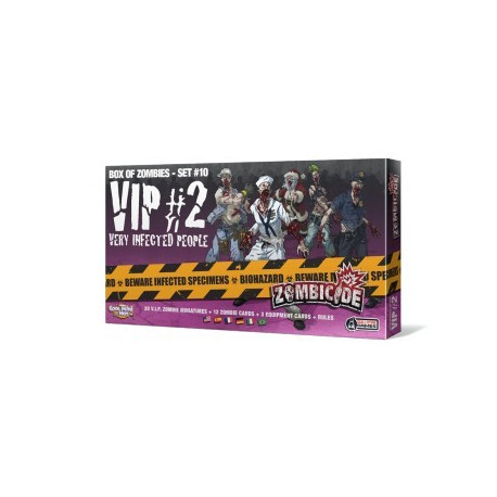 Zombicide: Very Infected People VIP 2
