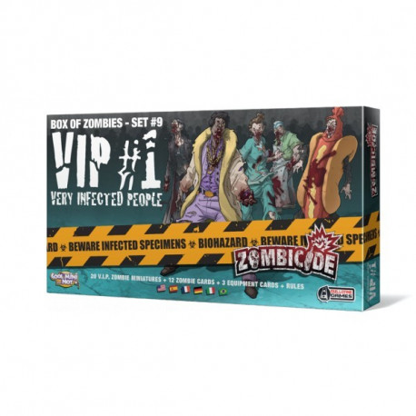Zombicide: Very Infected People VIP 1