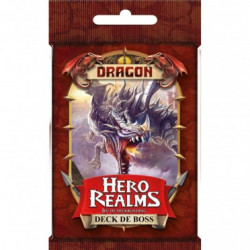 HERO REALMS deck Boss DRAGON