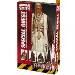 Zombicide : Special Guest : Adrian Smith