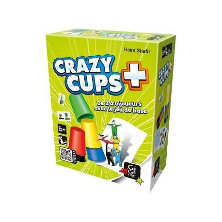 Crazy Cups Plus