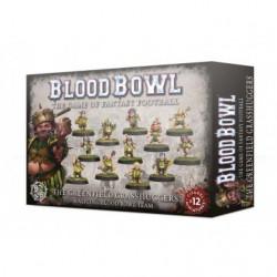 Blood Bowl : Team -GREENFIELD GRASSHUGGERS - halflings