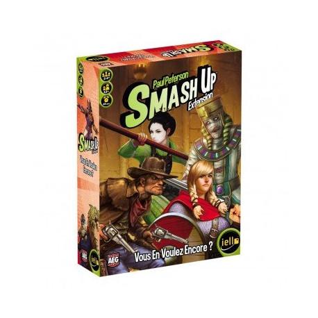 Smash Up - Vous en voulez encore? (précommande juin)