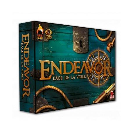 Endeavor - L'Age De La Voile