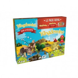 Kingdomino - Pack Royal