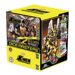 Dice Masters - X-Men le Commencement : Booster