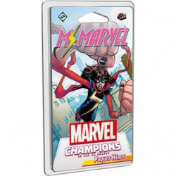 Marvel Champions : Le Jeu De Cartes - Miss Marvel