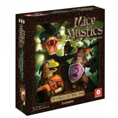 Mice and Mystics - Chroniques des Sous Bois